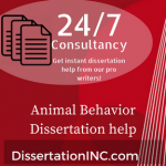 Animal Behavior Dissertation help
