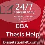 BBA Thises Help