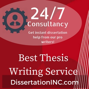 Best dissertation writers 6th