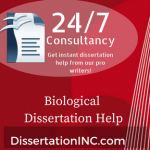 Biological Dissertation Help