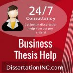 Business Dissertation Help