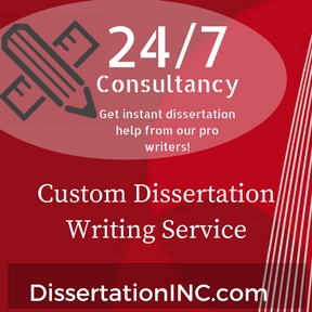 What are dissertation services?