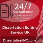 Dissertation Editing Service UK
