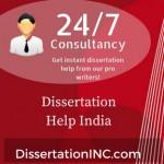 Dissertation help india online