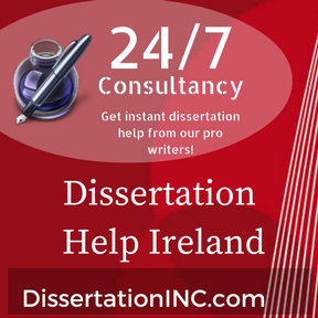 Help with thesis writing ireland