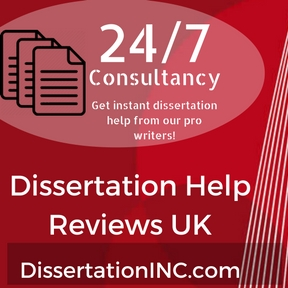 Dissertation Help Reviews UK