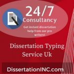 Dissertation Typing Service Uk