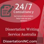Dissertation Writing Service Australia