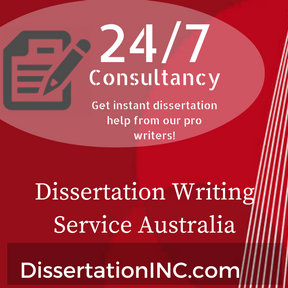 Dissertation Writing Service AustraliaDissertation Writing Service Australia