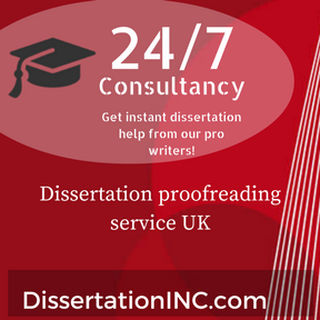 Master thesis proofreading uk