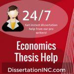 Economics Thesis Help