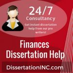 Finances Dissertation Help