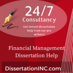 Financial Management Dissertation Help