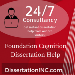 Foundation Cognition Dissertation Help