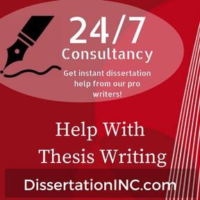 Help With Thesis Writing