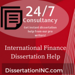 International Finance Dissertation Help