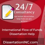 International Flow of Funds Dissertation Help