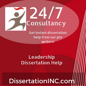 Dissertation in leadership