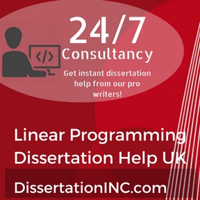 Linear Programming Dissertation Help UK