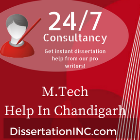 M.Tech Help In Chandigarh