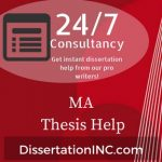 MA Thesis Help