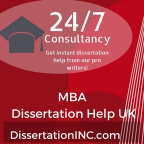 Dissertation of mba