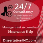 Management Accounting Dissertation Help