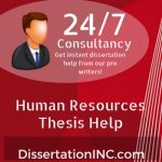 Human Resources Thesis Help