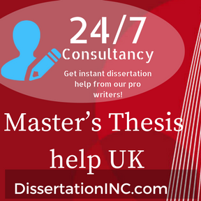 Master thesis maintenance