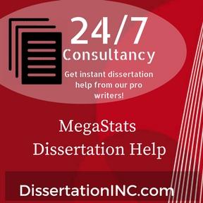 MegaStats Dissertation Help