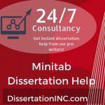 Minitab Dissertation Help