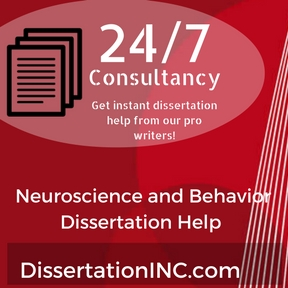 Neuroscience and Behavior Dissertation Help