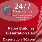 Paper Building Dissertation Help
