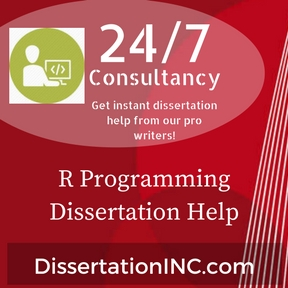 R Programming Dissertation Help