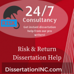 Risk & Return Dissertation Help