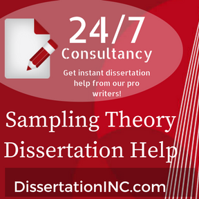 Sampling Theory Dissertation Help