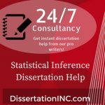 Statistical Inference Dissertation Help