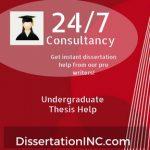 Undergraduate Thesis Help