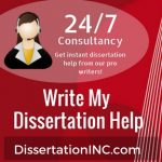 Write My Dissertation Help