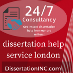 dissertation help service london