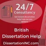 British Dissertation Help
