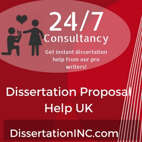 Dissertation Proposal Help UK