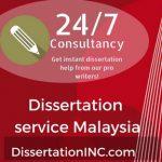 Dissertation service Malaysia