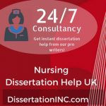 Nursing Dissertation Help UK