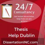 Thesis Help Dublin