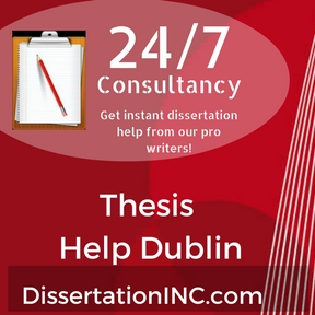 Thesis typing service dublin