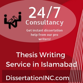 Thesis writing service in lahore