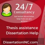 Thesis assistance Dissertation Help