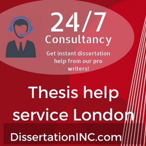 Thesis help service London