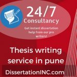 Thesis writing service in pune